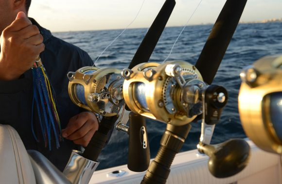 HOW TO MAINTAIN YOUR SPINNING REEL IN GOOD CONDITION