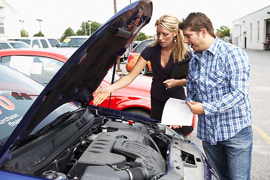 Three Things to Check On Your Car Right Now